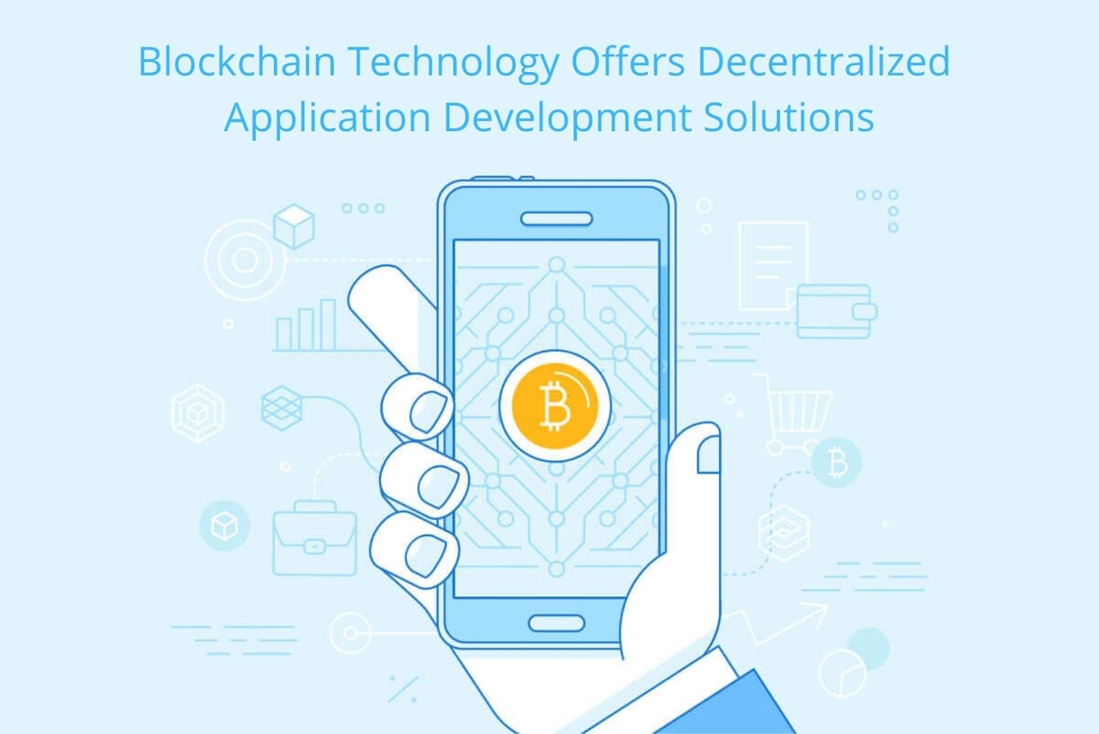 Blockchain Technology Android app development trends