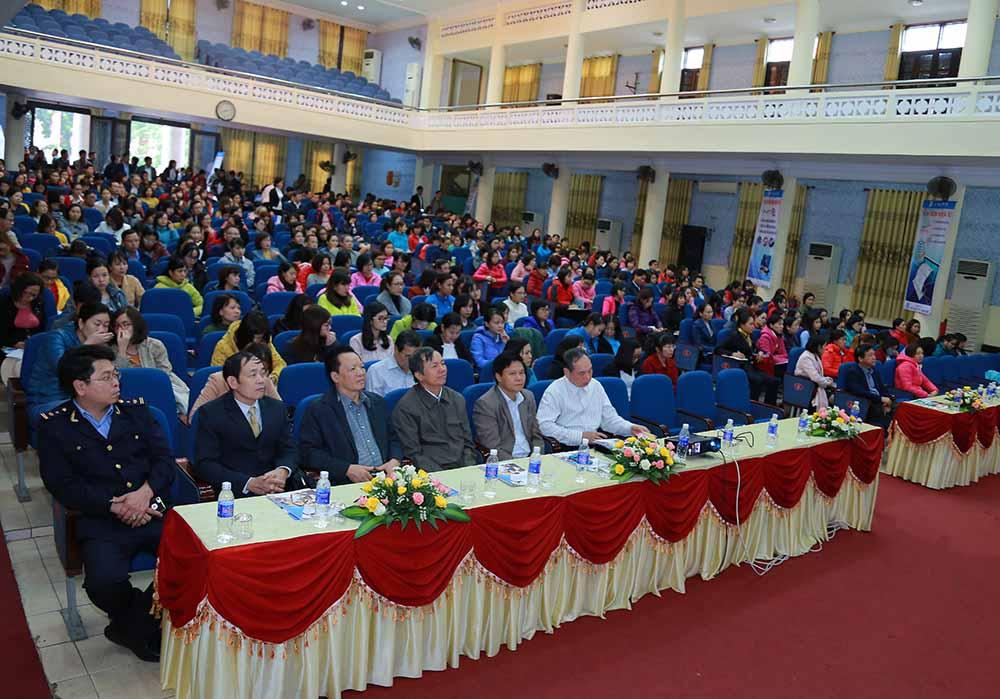 Hội nghị Hướng dẫn chính sách Thuế và đối thoại với doanh nghiệp