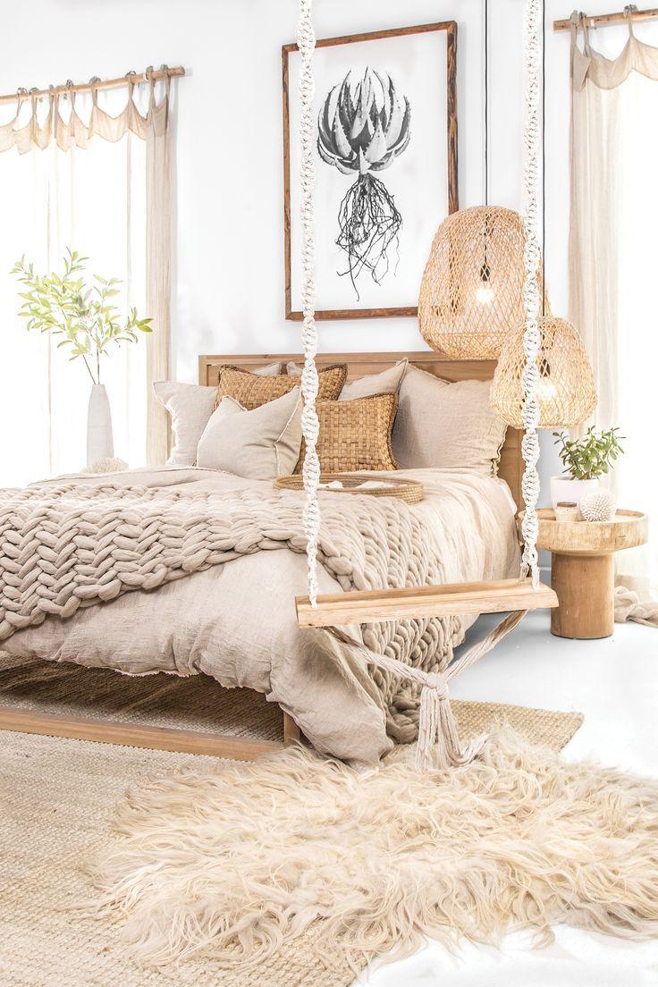 Perfect Boho Chic Modern Bedroom