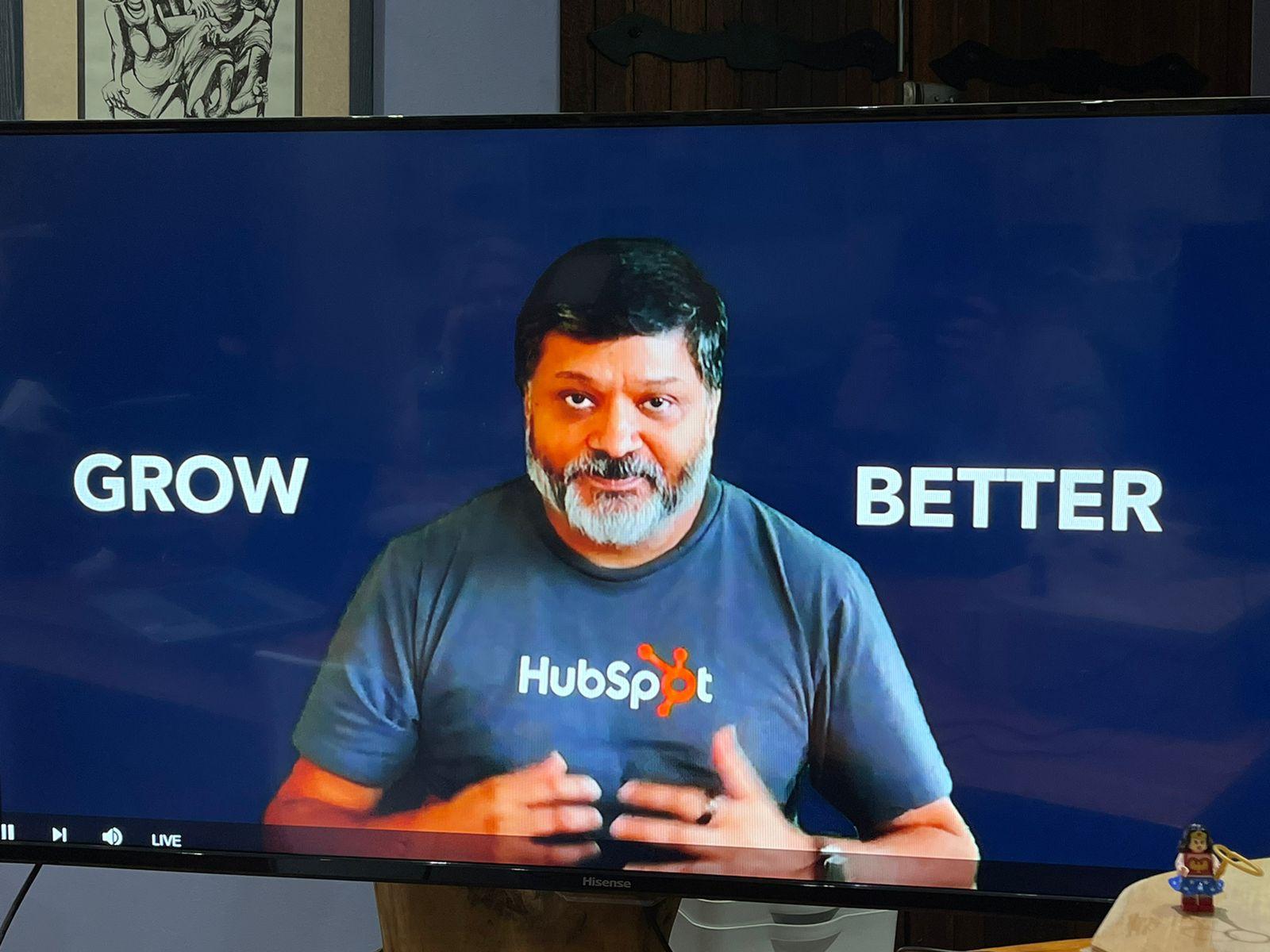 Grow Better with HubSpot