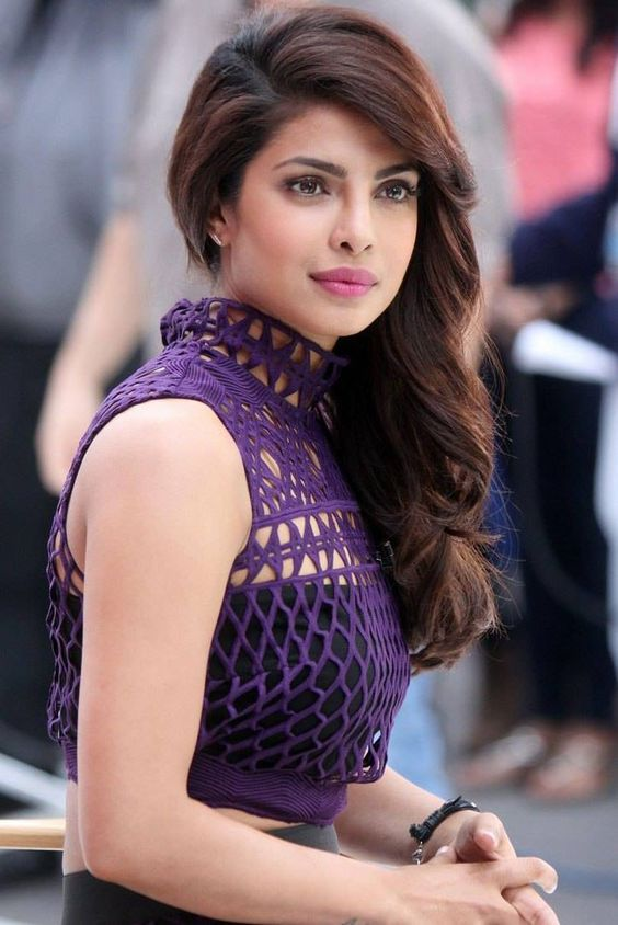 Priyanka Chopra hair