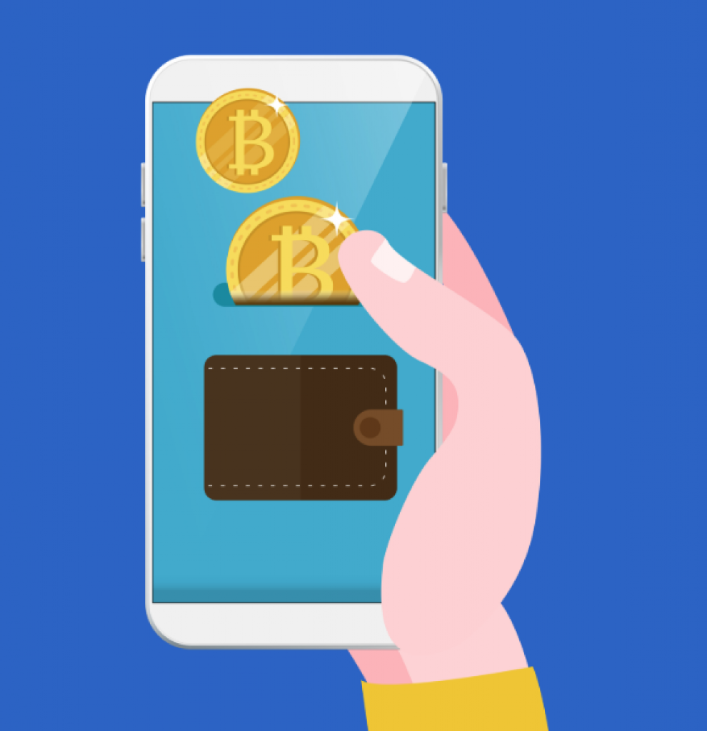 Bitcoin and cryptocurrency mobile wallets