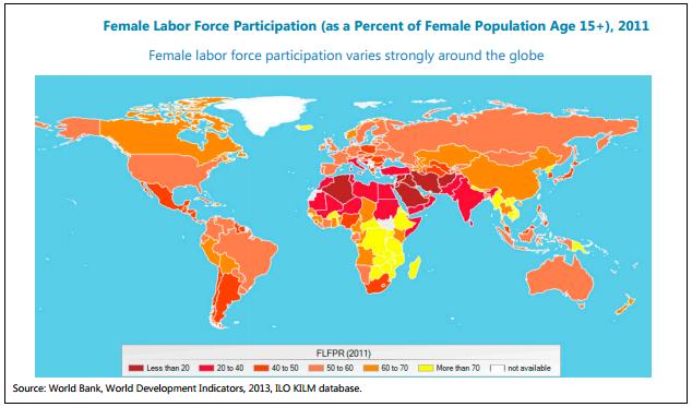 FMI : les femmes, catalyseur en puissance de l'économie mondiale