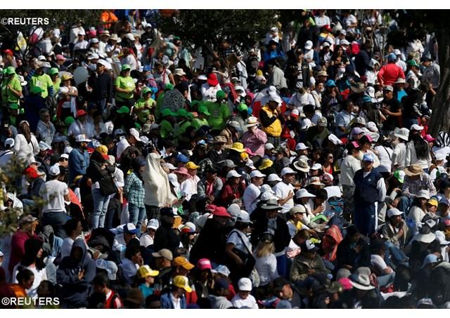 Đức Thánh Cha Phanxico dâng Lễ ở Bogota: Toàn văn