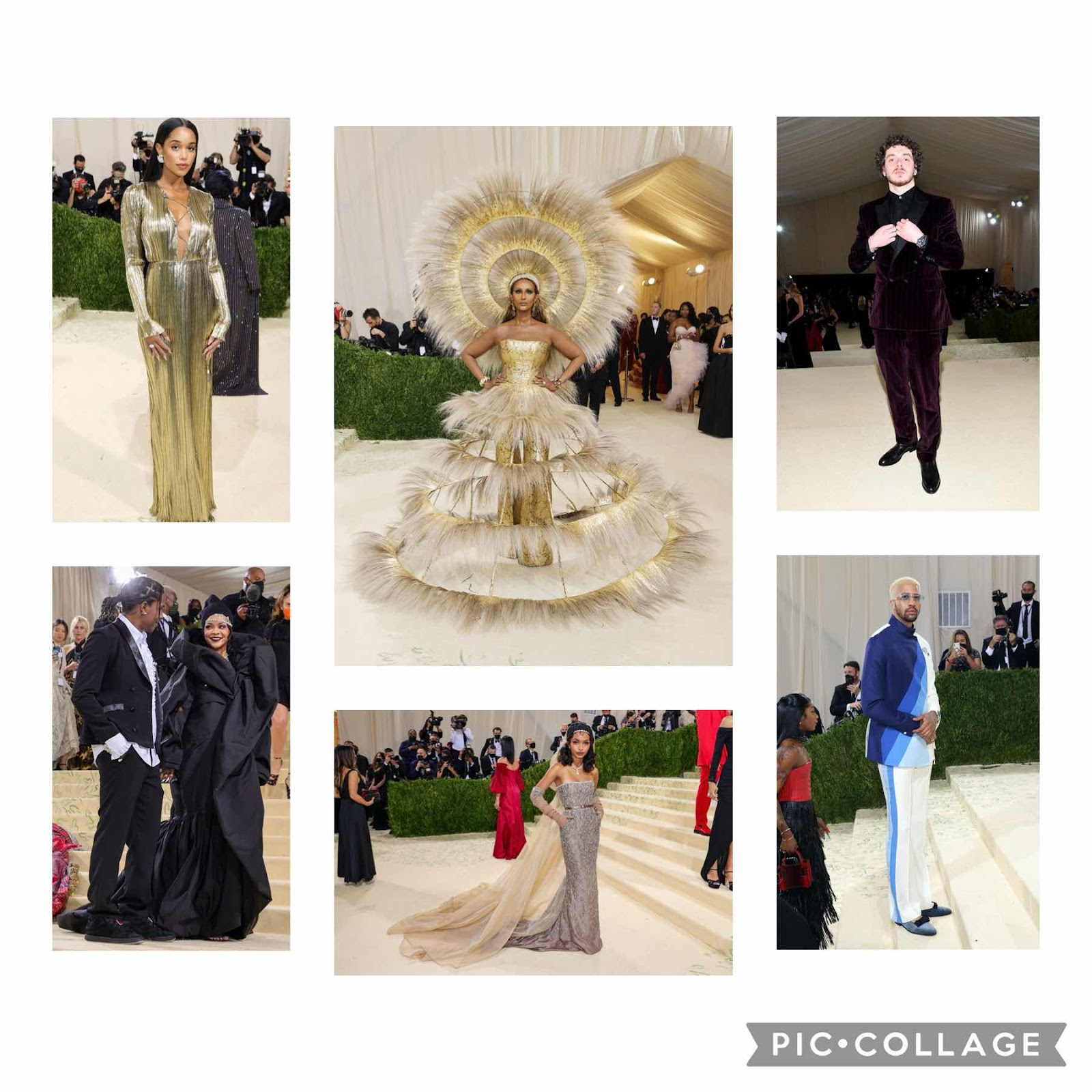 """Met Gala 2021 """"In America: A Lexicon of Fashion"""""""