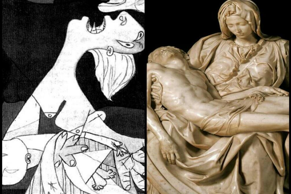 Guernica: i drammi nel dramma. Modelli e analogie con altre opere ...