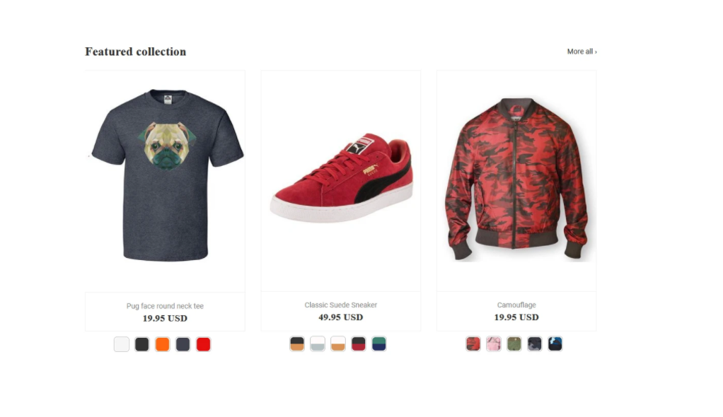 best Shopify color swatches app