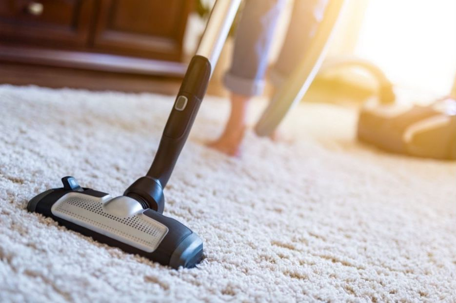 must have cleaning supplies - vacuum cleaner