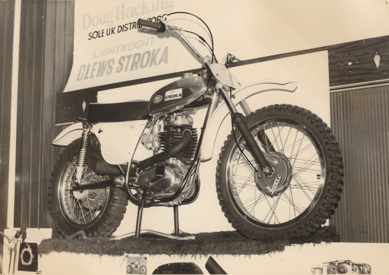 History of CCM Motorcycles