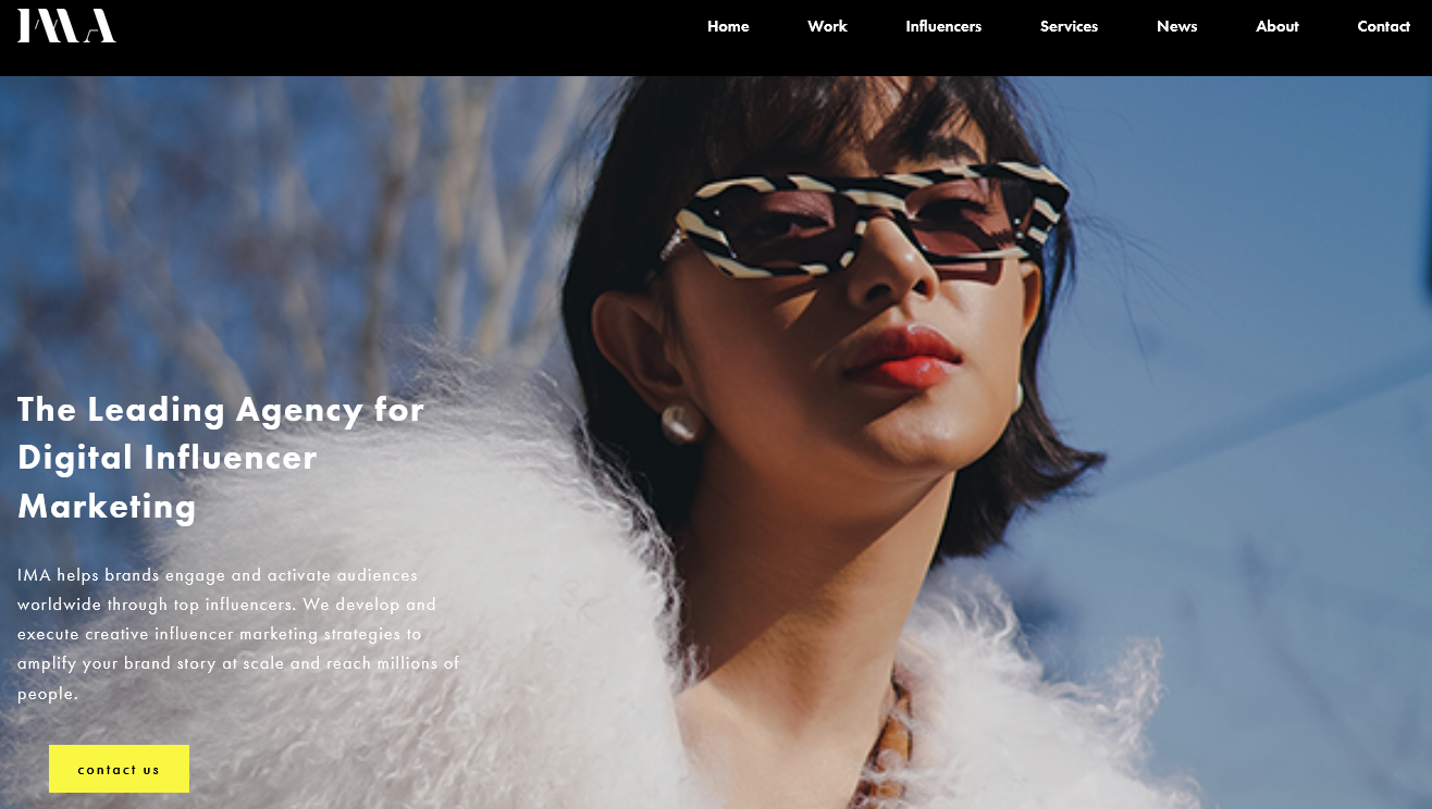 Best & Leading Influencer Agency for Fashion Brands