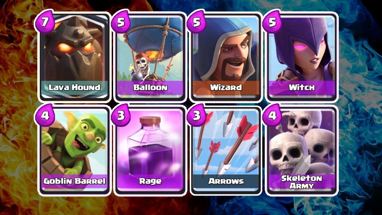 Image result for goblin barrel deck with balloon