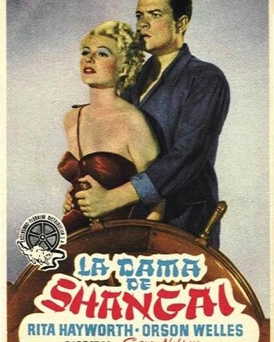 La dama de Shanghai (1947, Orson Welles)