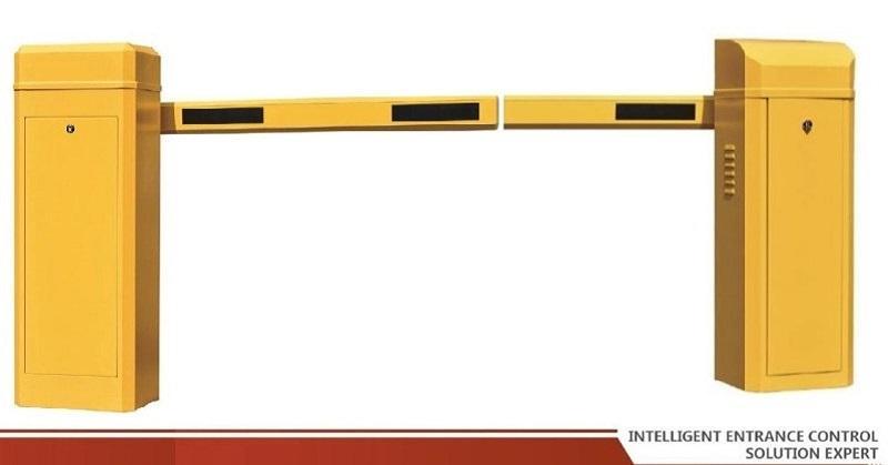 cung cấp và lắp đặt barie tự động cần thẳng, barie tự động giá rẻ, rào chắn xe barie tự động