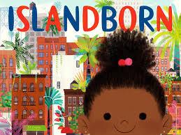 Island Born book cover