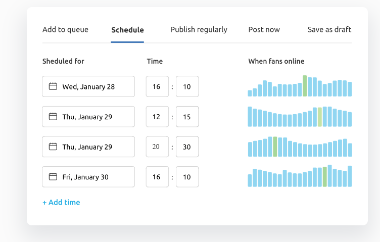 SEMrush - Social Media Tool For Instant Scheduling