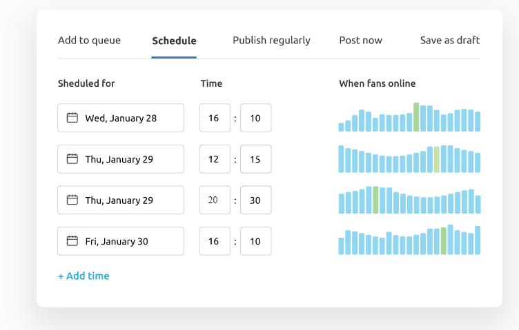 SEMrush - Social Media Tool For Instant Scheduling