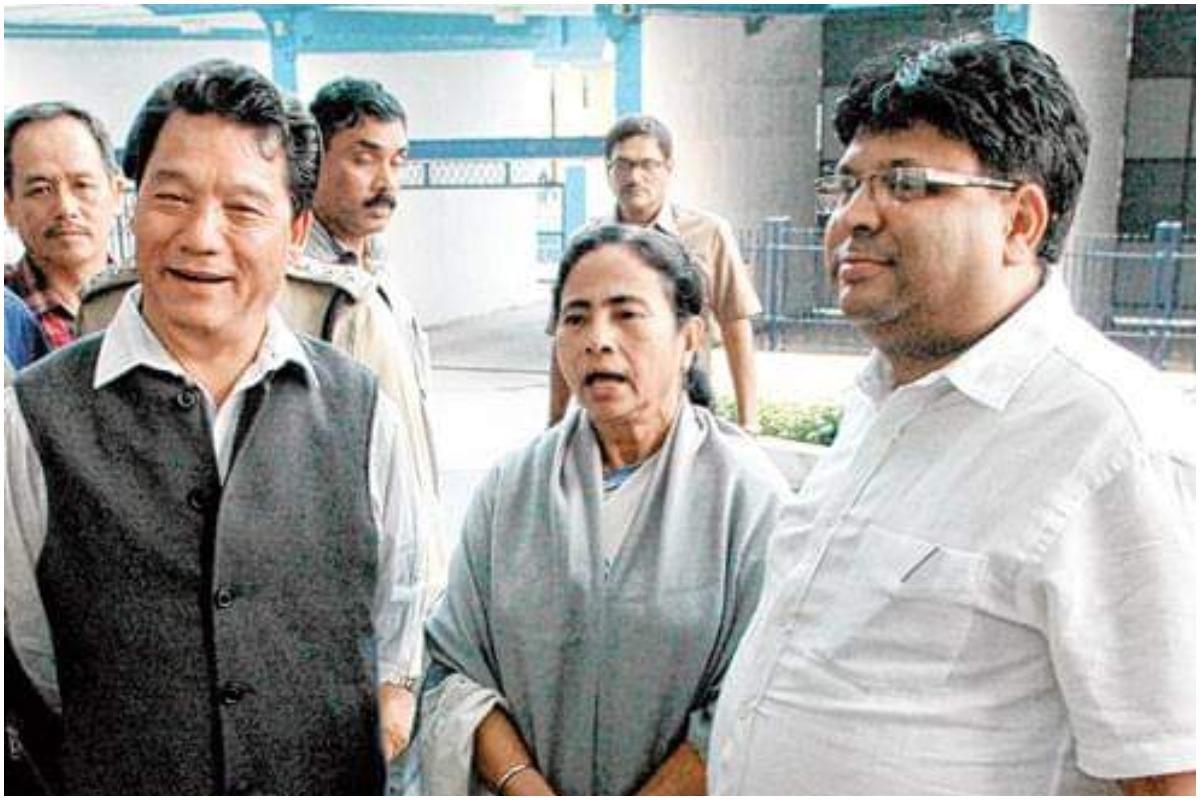 Bimal Gurung joins hands with Mamata Banerjee again, quits NDA ahead of  2021 polls