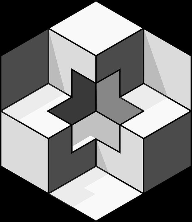 Optický, Klam - Obrázky zdarma na Pixabay