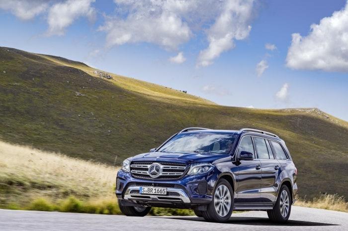 ราคา ตารางผ่อน ดาวน์ Mercedes-Benz GLS 350 d 2020