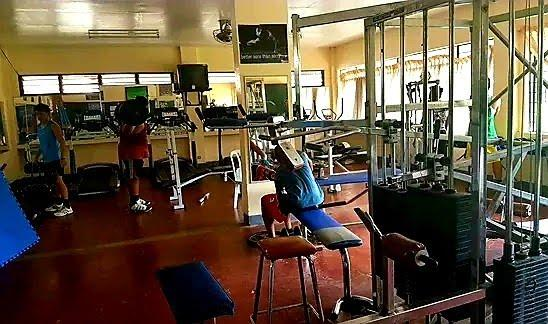 Physical Conditioning Room