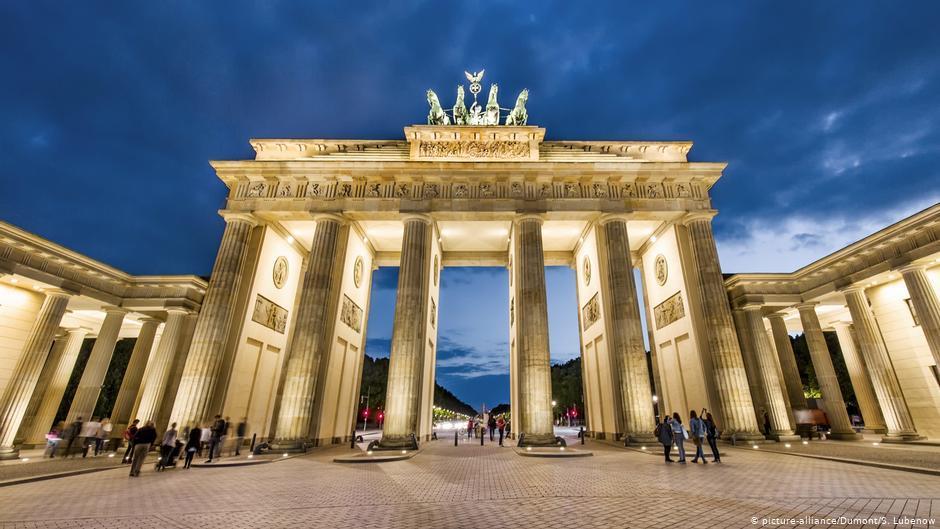 Image result for Brandenburg Gate images