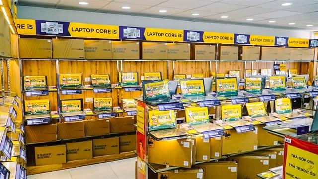 2020) Thế Giới Di Động thêm một trung tâm laptop, nâng tổng số lên 29