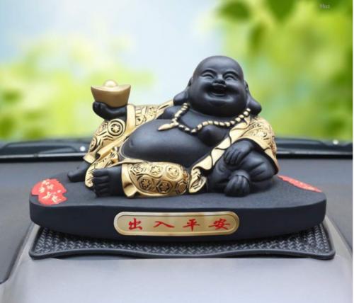 Phật Di Lặc Cười