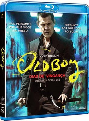 Filme Poster Oldboy - Dias de Vingança BDRip XviD Dual Audio & RMVB Dublado