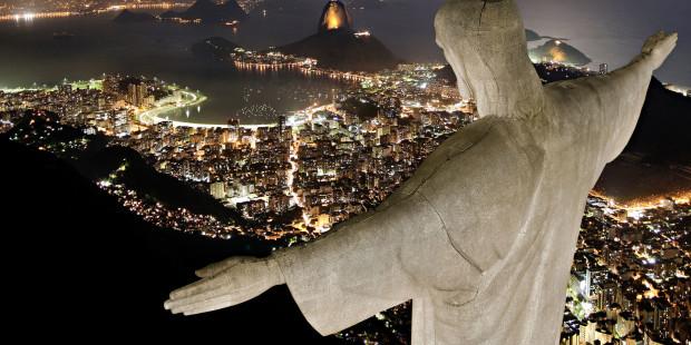 Ảnh đẹp: Mười tượng đài Chúa Ki-tô đẹp nhất