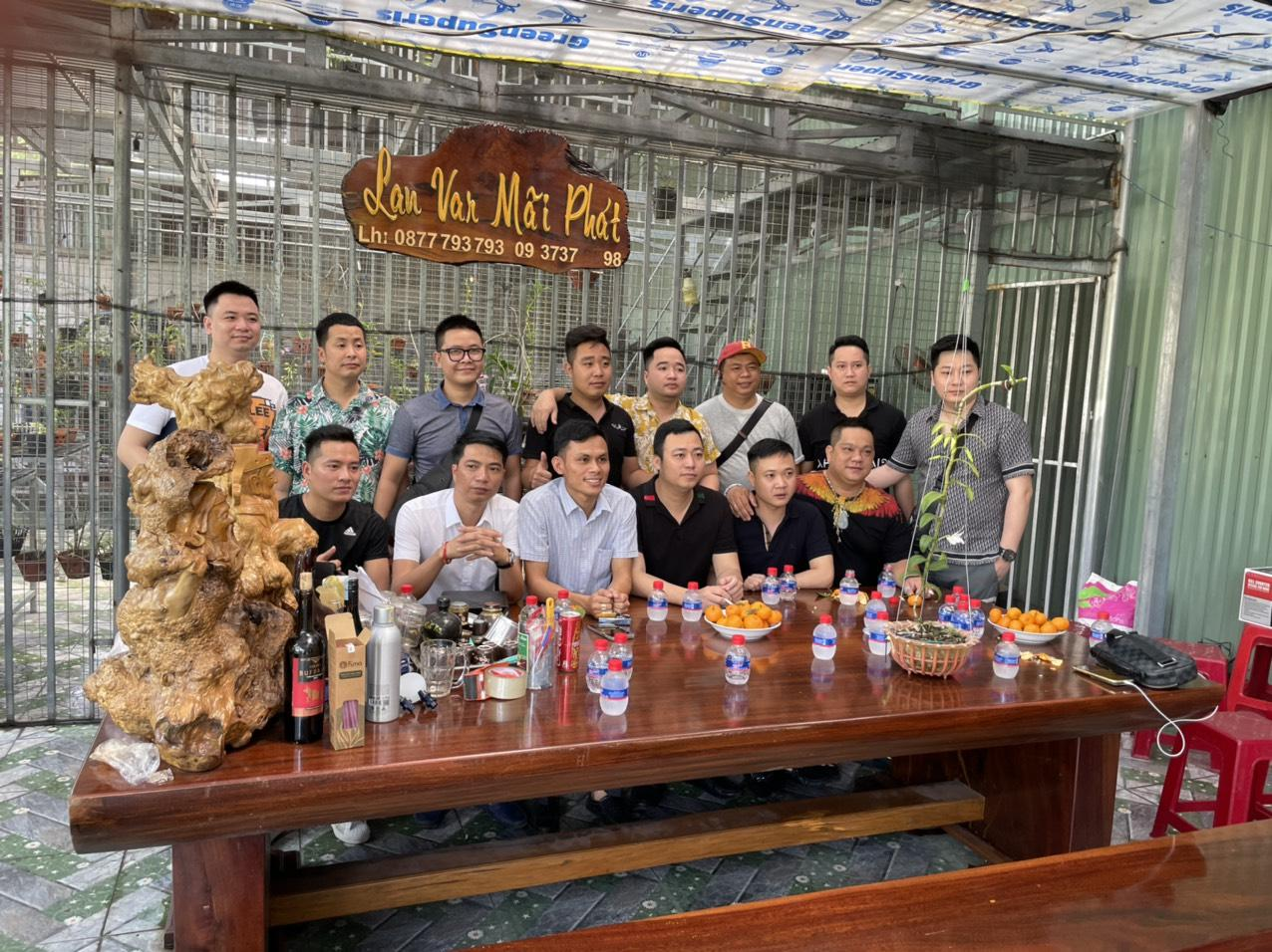 Nghệ nhân Trịnh Tuân – Bén duyên với lan bằng đam mê - Ảnh 5