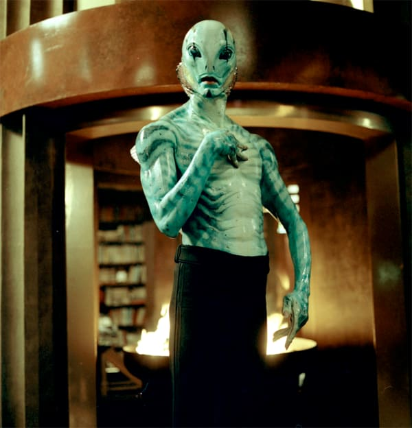 Image result for abe sapien shape of water