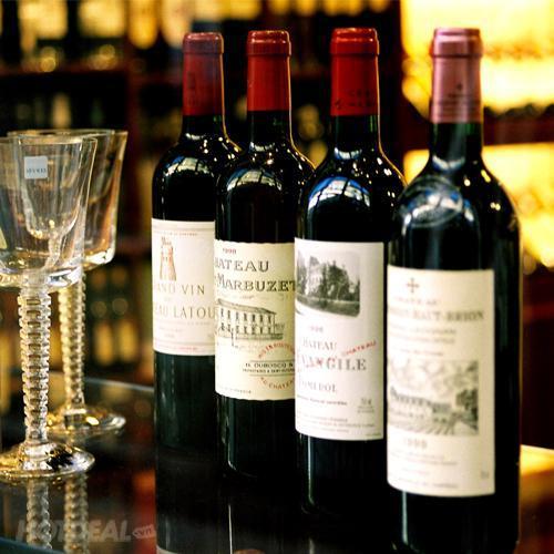 Rượu vang chinh phục hàng triệu người dùng