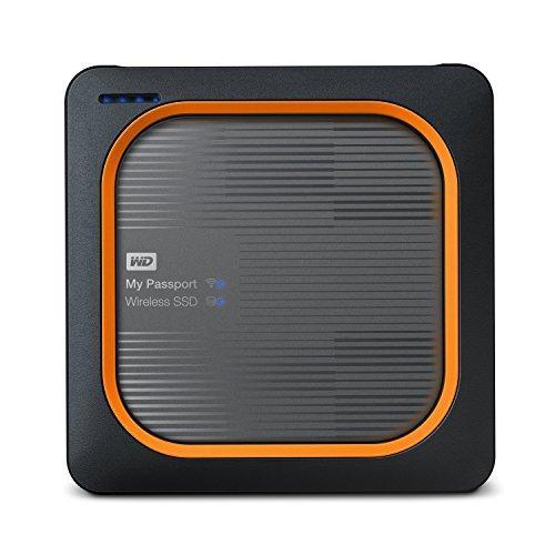 WD 1TB My Passport Wireless SSD External Portable Drive - WiFi USB 3.0 -  WDBAMJ0010BGY-NESN- Buy Online in Pakistan at desertcart.pk. ProductId :  62235362.
