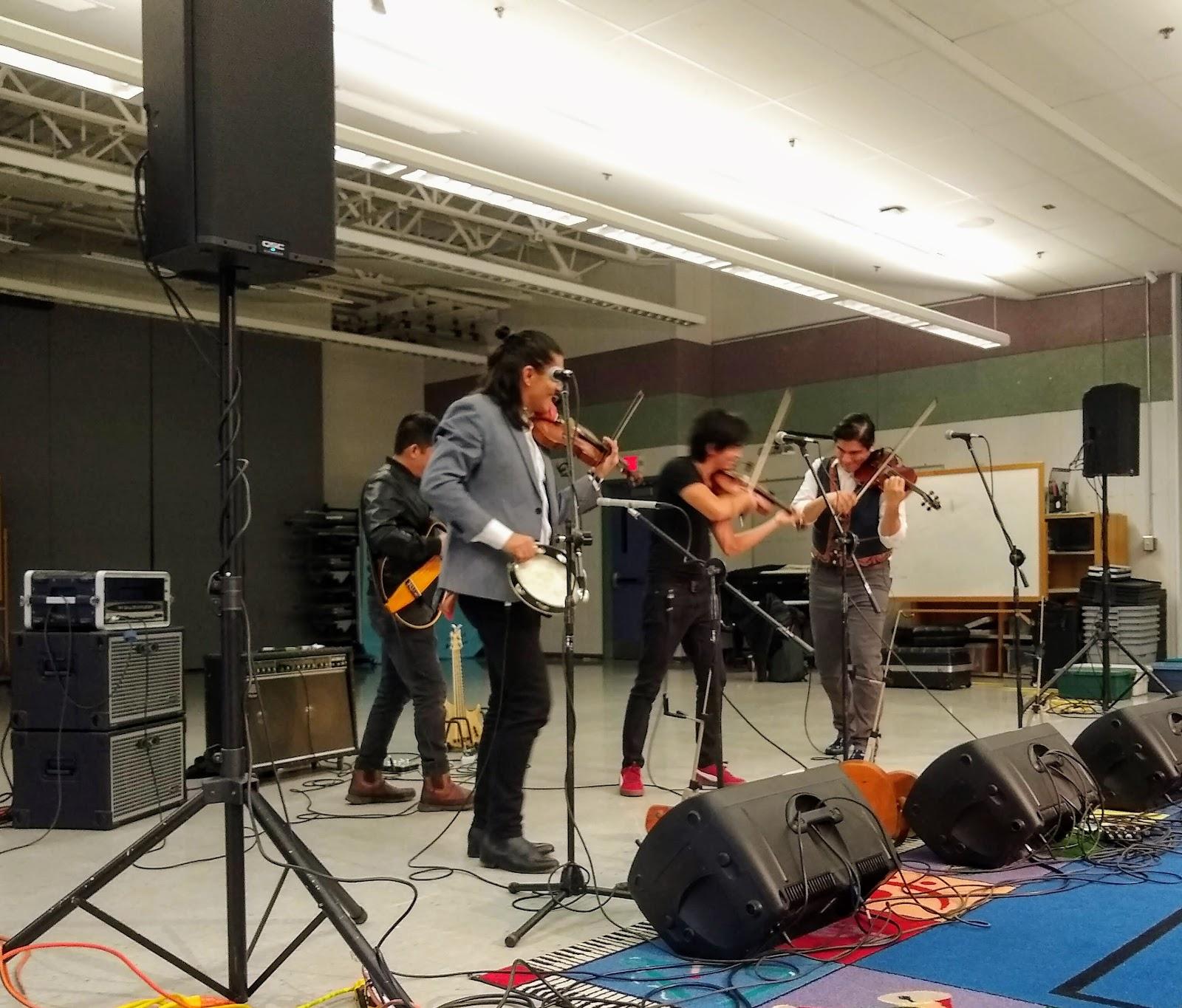 Villalobos Brothers band