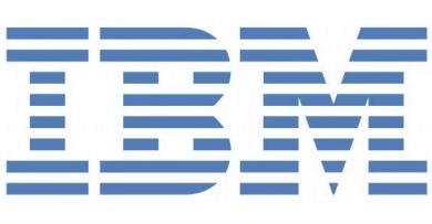 logo IBM come esempio del principio di continuità della psicologia della gestalt
