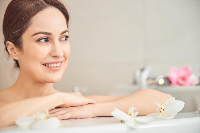 ➂好きなときにお風呂に浸かれる!