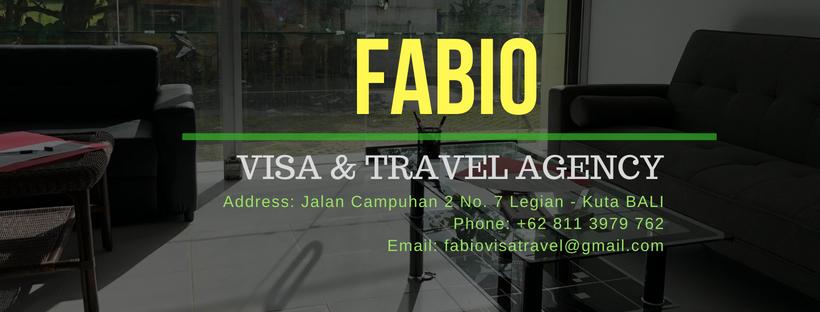 Fabio Visa Agency