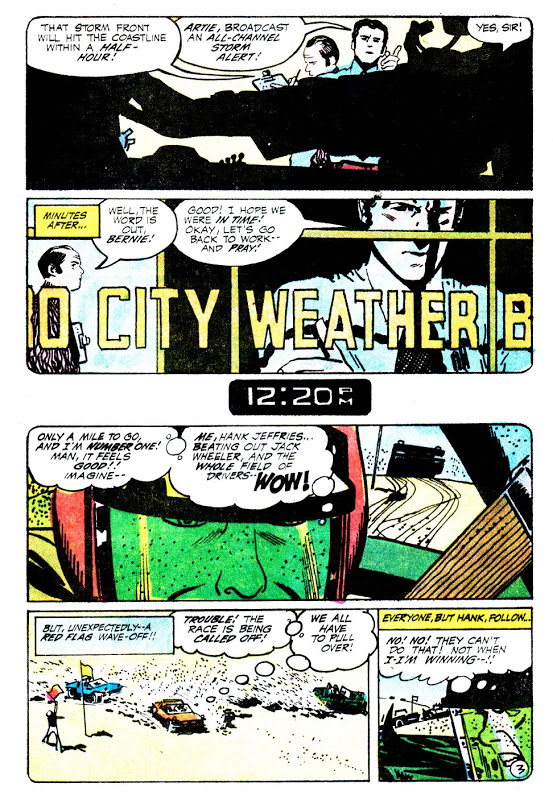 Art Appreciation- Let Alex Toth tell you what David Aja is doing in Hawkeye #3