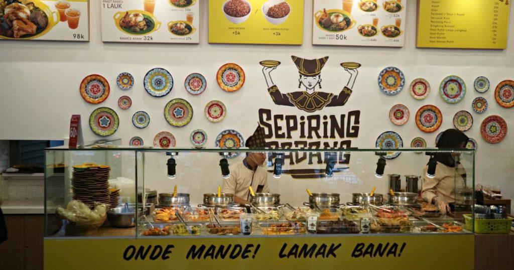 Sepiring Padang