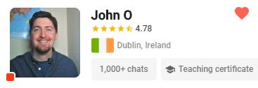 Cambly John O