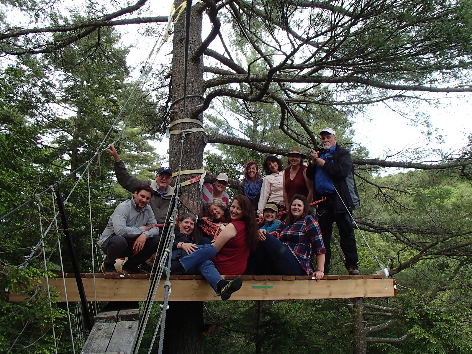 How to Sell Group Experiences at Haliburton Forest to Your Boss