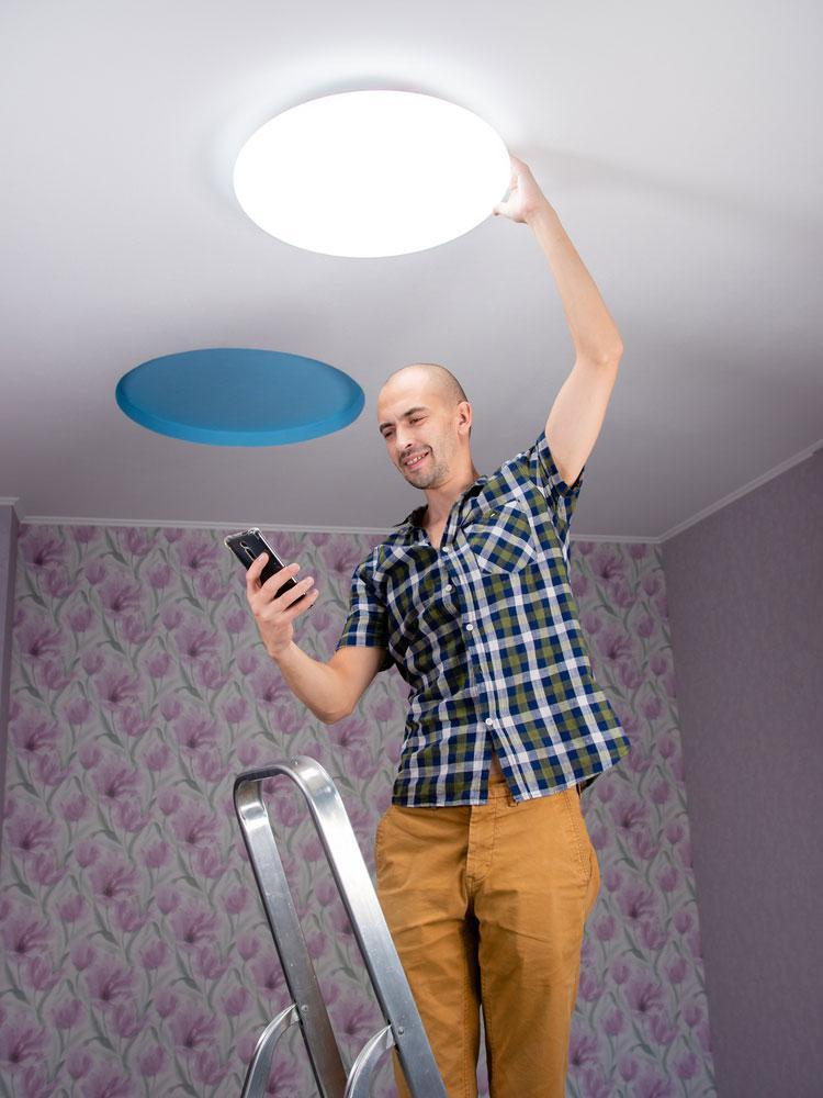 ไฟ LED Wi-Fi
