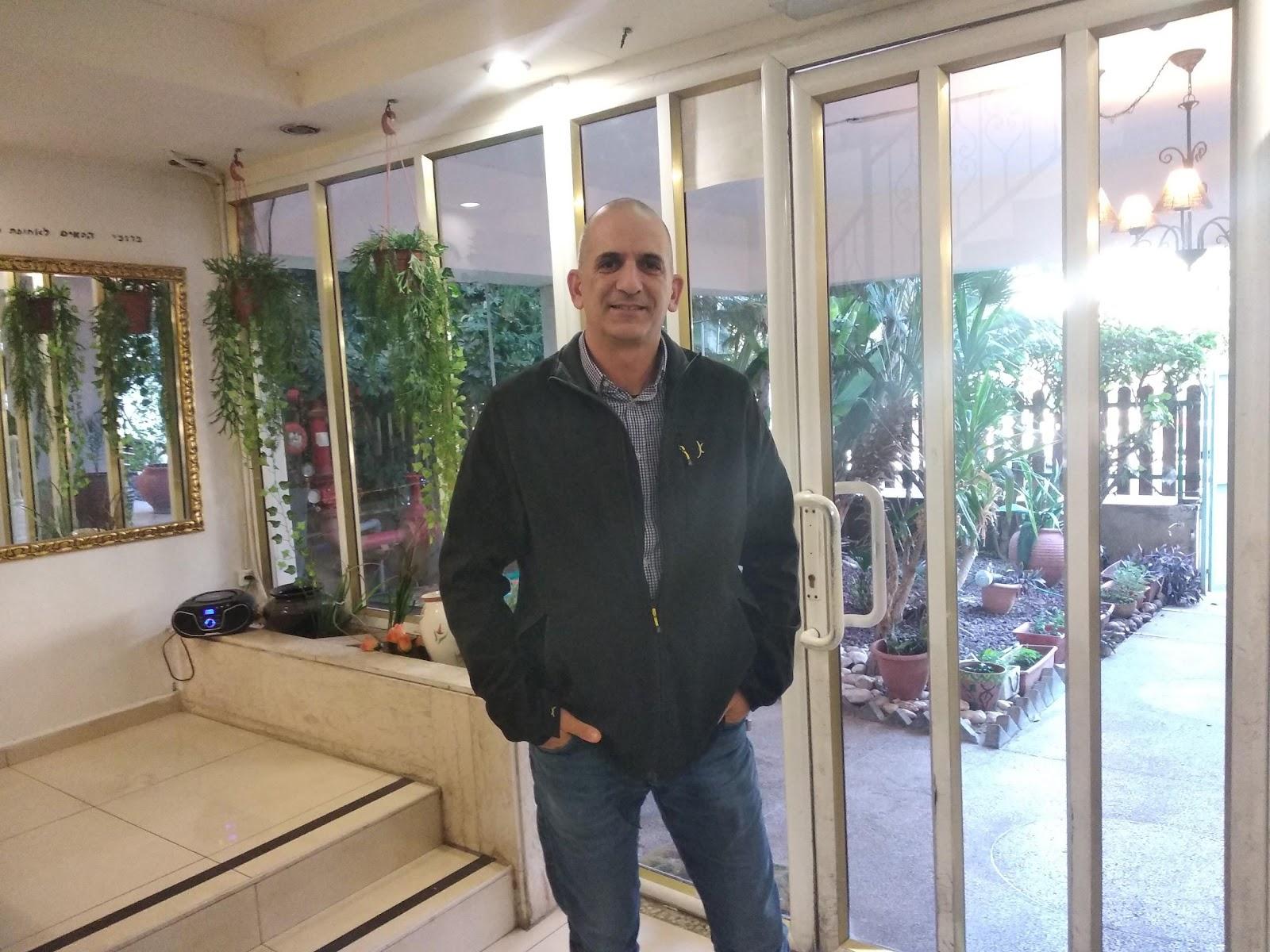 דרור טיטלבויים מנהל מרכז גריאטרי