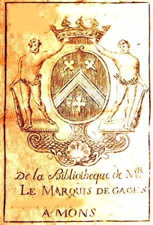 """Resultado de imagen para rituel du marquis de gages"""""""