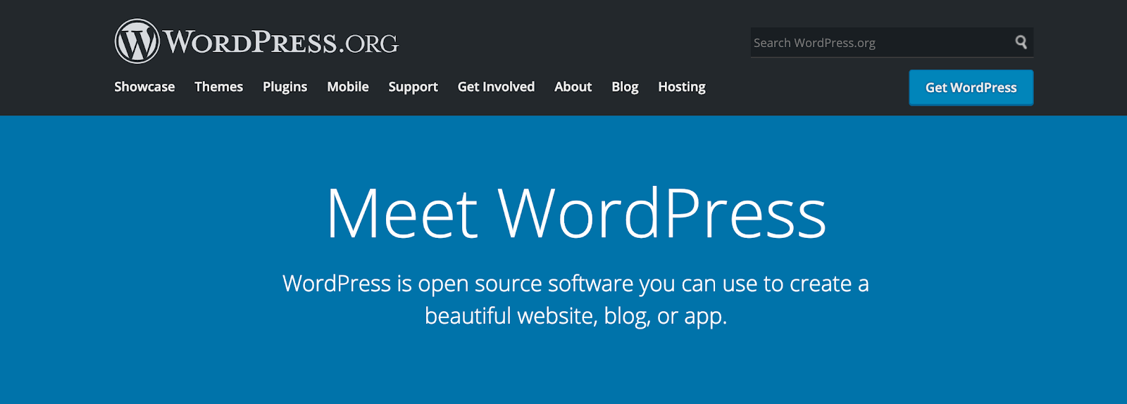Wordpress.org - best blogging platform