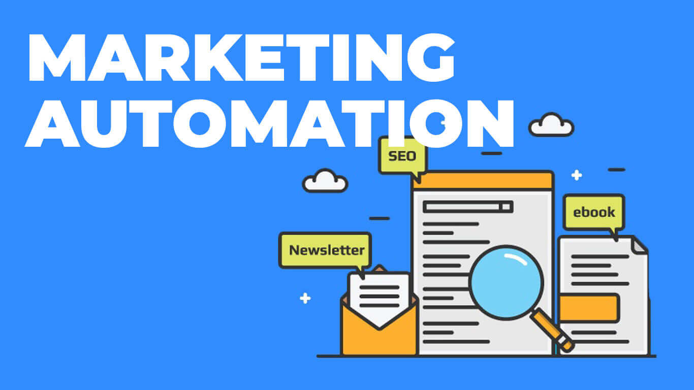 How does marketing automation software work