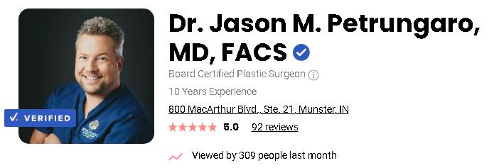 Petrungaro Plastic Surgery review