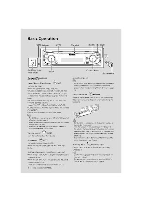 Kenwood kdc-mp538u manual español on