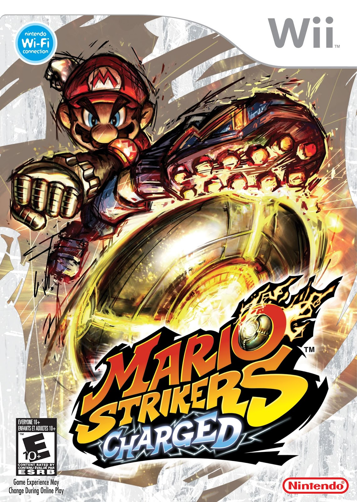 Image result for super mario strikers charged