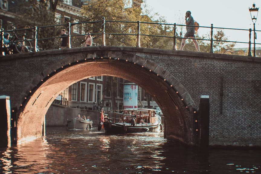 Step outside your comfort zone when you move to the Netherlands